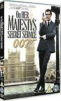 007 Bond - Su Lei Majestys Segreto Servizio DVD Nuovo DVD (1620601088)