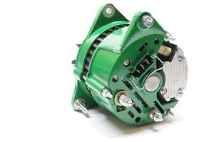 NEW MARINE CANAL BOAT ALTERNATOR HIGH OUTPUT 75 AMP A127