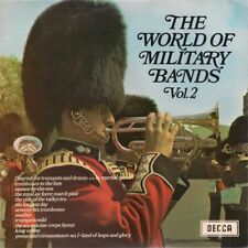 Marching Military Vinyl Records
