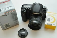 Canon EOS 30D Body Black Digital Camera With Classic 35-70mm Lens