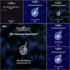 Gateway Erfahrung Wellen I-VI (18 CDs) beinhaltet Fokus 15