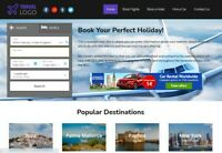 TPTravel - Travel Comparison PHP Script - Easy To Edit & No Database Required!