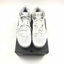 Under Armour Jet Mid White Sneakers Size 10 1269280-101