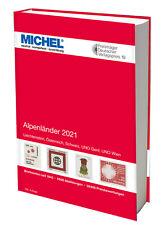 MICHEL Europa-Katalog 2021 Band 1 (E1) Alpenländer