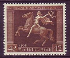 GERMANY Sc B119 NH ISSUE OF 1938 - HORSEWOMAN