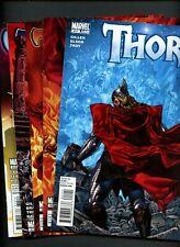 Thor 611,612,613,614,615 (2010 Marvel) ^5 Books^ 50% OFF original cover price!