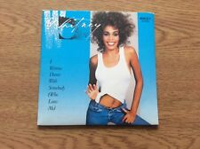 Whitney Houston I Wanna Dance With Somebody 1987 German 3 Track CD Single