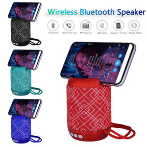 Portable Wireless Bluetooth Speakers Stereo TF Radio Super Bass Ultra Loud USB