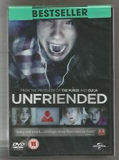 UNFRIENDED - sealed/new - UK REGION 2 DVD