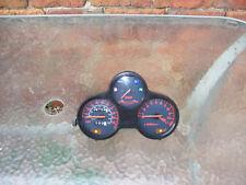 Honda nsf125 ns125f NSR speedo clocks console speedometer gauges 6,752 barn find