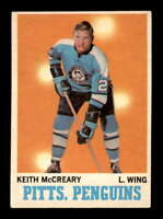 1970 O-Pee-Chee #93 Keith McCreary  EX/EX+ X1627420