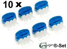 AL-KO Robolinho Mähroboter 10 Kabel  Draht-Verbinder  Reparaturkit blau