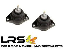 LAND ROVER DEFENDER DISCOVERY 2 TD5 NEW ENGINE RUBBER MOUNTS (X2) PAIR KKB500750
