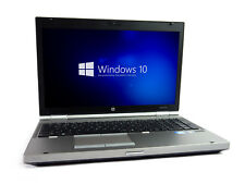 HP Elitebook 8570p Core i7 2.9GHz 4GB 128GB SSD 1600x900 WebCam DVD BT Win10 Pro