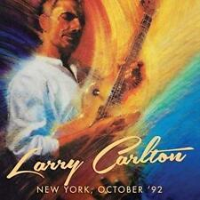 Carlton,Larry - New York,October 92 - CD NEU
