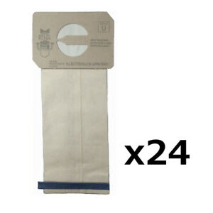 24 Bags for Electrolux Upright Vacuum Cleaner STYLE U