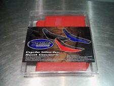 NOS HONDA 828100 QUADWORKS SEAT COVER RED CR80 MFG# 35-18088-02