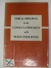 Ethical Principles in the Conduct of Research with Human Participants -1973