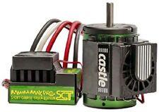 Castle Creations Mamba Max Race Pro SCT 25.2V ESC &1410 3800kV Motor 5mm CAS9600