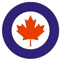 Canadian Airforce Vinyl Decal Sticker Military Armed Forces R300