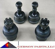 2 Upper 2 Lower Ball joints Aftermarket front end kit