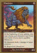 Masticore - Finkel Version | EX | WCD - World Champion Decks 2000 | Magic MTG