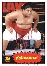 2012 Topps Heritage WWE #110 Yokozuna