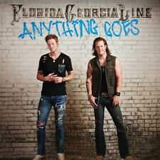 Anything Goes - Florida Georgia Line (2014, CD NIEUW)