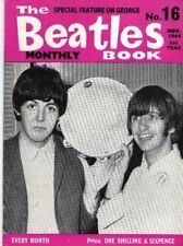 The Beatles Book Monthly Magazine No: 16 November 1964