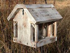 Bird Feeder, Gravity Hopper, Aged