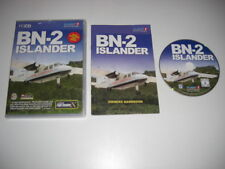BN-2 Islander PC CD ROM Add-on Microsoft Sim Simulador De Vuelo X Fsx