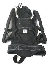 ErgoBaby Original Sport Baby Carrier in Black w/ Head Cover 15 - 40 Pounds