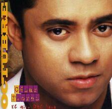 C Sar Flores : Octubre Latin Pop/Rock 1 Disc Cd