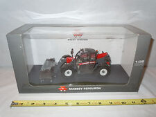 Massey Ferguson 9407 Telehandler With Bucket By Universal Hobbies 1/32nd Scale