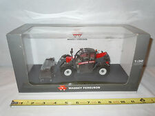 Massey Ferguson 9407 Telehandler With Bucket By Universal Hobbies 1/32nd Scale !