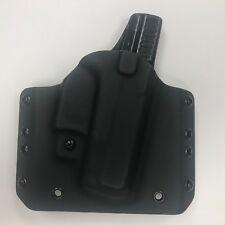 Vedder Holsters for Glock 26 9mm LightDraw OWB Black RH Draw