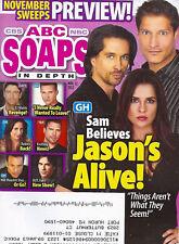 ABC Soaps In Depth - November 12, 2012 - Kelly Monaco, Michael Easton Sean Kanan