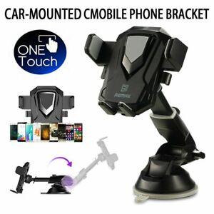 Universal Car Holder Cradle Windshield Mount For GPS Mobile Smart Phone