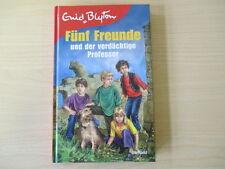 Enid Blyton - Fünf Freunde und der verdächtige Professor - Neue Abenteuer