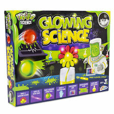 Awesome Glowing Science Chemistry Experiment Set Weird Science Kits Fun