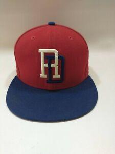 World Baseball Classic RD Dominican Republic New Era Hat 7 3/8 59fifty