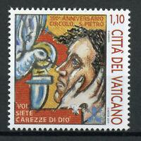Vatican City Religion Stamps 2019 MNH Circolo San Pietro 150 Years 1v Set