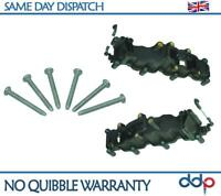 2X Intake Manifold Left & Right Audi A4 A5 A6 A8 Q7, VW Touareg 2.7 3.0 TDi