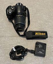 **Nikon D40 Digital SLR Camera w/18-55mm lens Excellent condition**