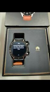 Huawei GT 2 Watch 46mm  - Excellent condition - Extra Strap
