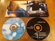 DAVID USHER 2 CDS 2001 MORNING ORBIT g! LENTICULAR COVER, 1998 LITTLE SONGS g+!