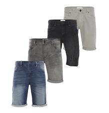 Damen-Denim Herren-Shorts & -Bermudas in normaler Größe