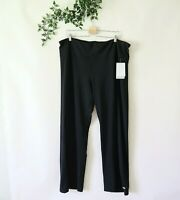 NEW Marika High Rise Tummy Control Slim Boot Pant Athletic Pants 3X Black