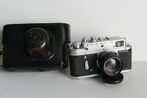ZORKI-4 avec objectif  Jupiter-8  50mm1:2