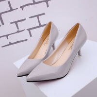 Delicate Formal  High Heels Shoes High-heeled Shallow Pointed Toe Shoes SA